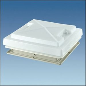 RH11 . . Roof Hatch 280 x 280 With Insect Screen (No blind ) WHITE