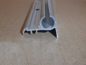 A8 ... Awning Track For UK Caravans