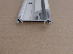 A10 ... Awning Track for UK Caravans