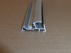 A18 ... Awning Track for UK Caravans