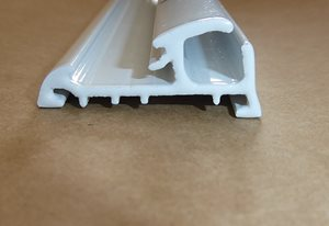 A22 awning track for Lunar 2015 onwards Fiat Colour