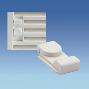 FPD55A ... Dometic Air Vent Grid Slider - Ivory