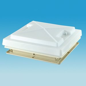 RH10. . . Roof Hatch  with Insect Screen & Blind  400 x 400  beige or white