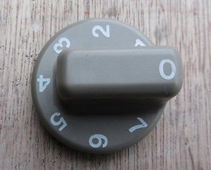 FKD3 ... Electrolux Thermostat Control Knob