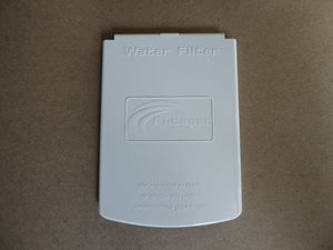 LC7W ... Water Filter Housing Lid White