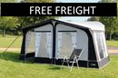 Camptech Cayman  Size 6 (775-800cm) Grey FREE FREIGHT