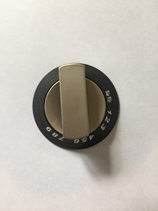OPS3 ... Spinflo Oven Control Knob Satin