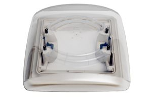 RH1A ... MPK Vision Roof Vent Clear 280x280mm