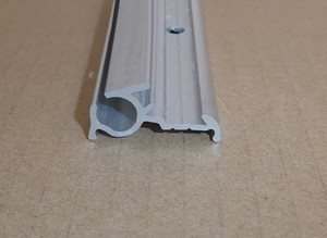 A5 ... Awning Track for UK Caravans