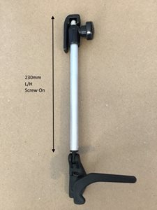 WA230mm Screw L/H Window Arm