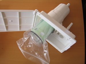WH3 ... Water Filter Housing