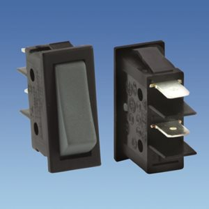PS21 ... Large Black On/Off Rocker Switch