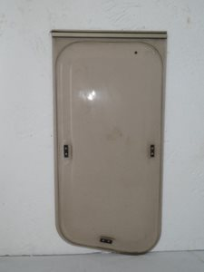 WFO400 ... Window Front Offside UK Caravan 400mm x 840mm