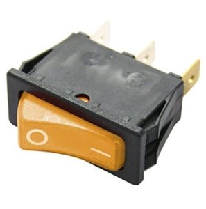 FPD51 ... Dometic Fridge Ignitor Switch - Orange