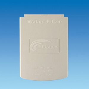 LC7I ... Water Filter Housing Lid Ivory