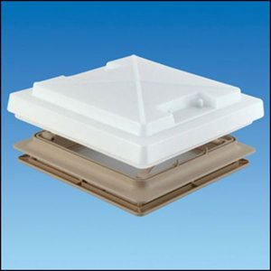 RH8B ... Roof Hatch 400 x 400  with Insect Screen (No blind ) . BEIGE