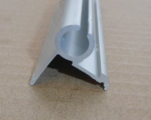 A16 ... Awning Track for UK Caravans